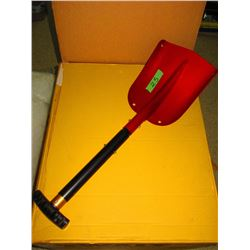 METAL EMERGENCY SHOVEL - CHOICE