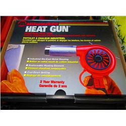 MILWAUKEE HEAT GUN