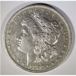 1878 7/8 TF MORGAN DOLLAR AU