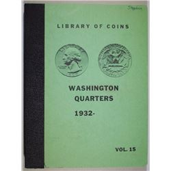 WASHINGTON QUARTER SET 1941-1969 ALL GEM BU & PROOF 1951, '52, '54, '55, '58 AND