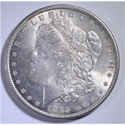 1889 MORGAN DOLLAR CH/GEM BU