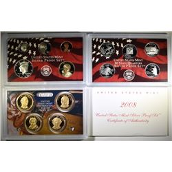 2008 U.S. SILVER PROOF SET IN ORIGINAL PACKAGING