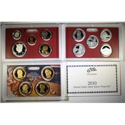 2010 U.S. SILVER PROOF SET IN ORIGINAL PACKAGING