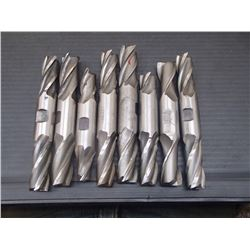 """HSS Double End, End Mills, Shank: 7/8"""""""