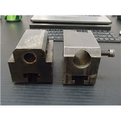 "Boring Bar T-Slot Tool Holder Blocks, 1"", 5/8"" Capacities"