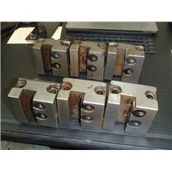 "Indexable Tool Holder, Holding Blocks 3/4"" Capacity"