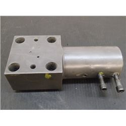 "Boring Bar Tool Holder Block, 1.75"" Capacity"