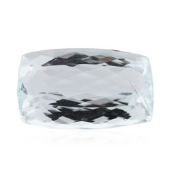 15.49 ctw Cushion Cut Natural Cushion Cut Aquamarine
