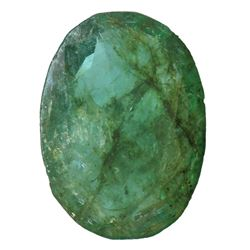 4.01 ctw Oval Emerald Parcel