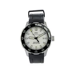 IWC Stainless Steel Aquatimer Watch