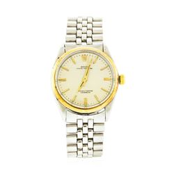 Rolex Two-Tone Oyster Perpetual Men's Watch