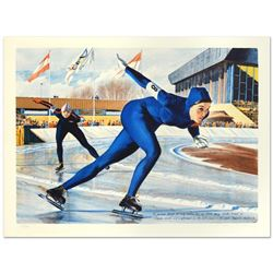 Olympic Skating (Sheila Young) by Nelson, William