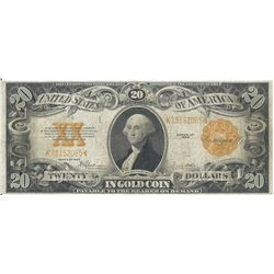 1922 $20 Large Legal Tender Bank Note