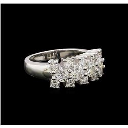 14KT White Gold 1.54 ctw Diamond Ring