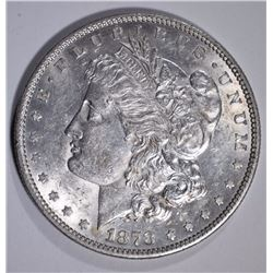 1878 7/8 TF STRONG MORGAN SILVER DOLLAR BU