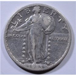1923-S STANDING LIBERTY QUARTER XF