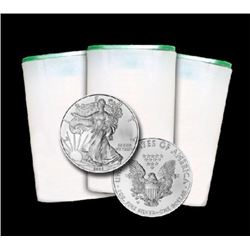 60 Silver Eagles - In Mint Tubes- Various Dates