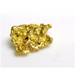 1.11 Gram Natural Alluvial Gold Nugget