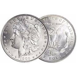 1900 P BU Morgan Silver Dollar