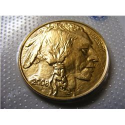 1 oz. Gold Buffalo Bullion Coin 24k-Random Date