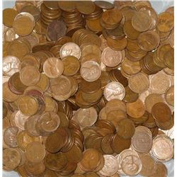 200 Wheat Back Cents-