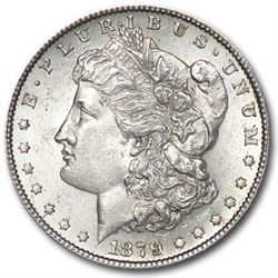 1879 - S Mint State Morgan Silver Dollar
