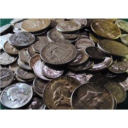 Lot of $10 Face Value 90% Silver Coinage