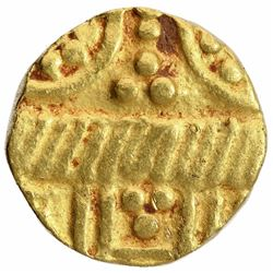 Gold Pagoda Coin of Somesvara I of Western Chalukyas of Kalyana.
