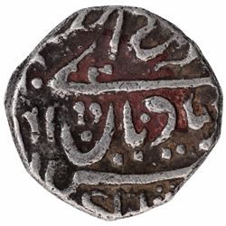Silver One Rupee Coin of Ranjit Singh of Jaisalmir State.