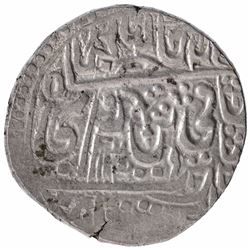 Silver Nazrana Two Rupees Coin of Orchha State.