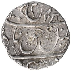 Silver One Rupee Coin of Mumbai Mint of Bombay Presidency.