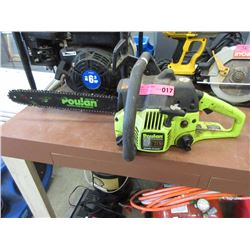 Poulan 2150 Gas Chain Saw
