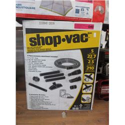 New Wet/Dry Shop Vac