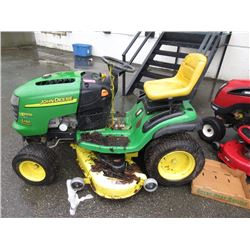 John Deere L120 Ride-On Lawnmower
