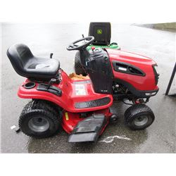 Craftsman 22 HP Ride- On Lawnmower