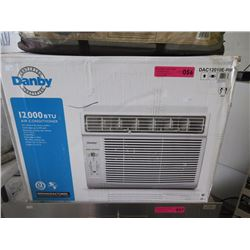 New Danby 12,000 BTU Air Conditioner