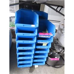 25 Stacking Bolt Storage Bins