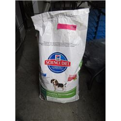 25 LB Bag of Hills Dry Puppy Food