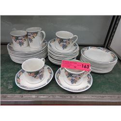 "36 Pieces of Royal Doulton ""Marseille"" china"