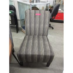 New corduroy upholstered chair