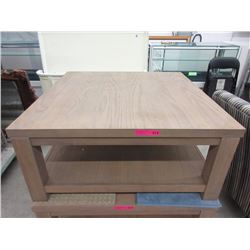 New Large contemporary coffee table