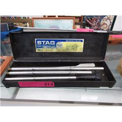Stag gun cleaning kit