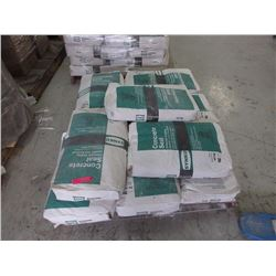 Skid of concrete seal