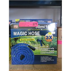 3 New 100 foot Magic Hoses
