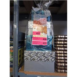 Treat Tower gift basket