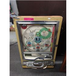 Nishlin Pachinko Machine with Steel Balls