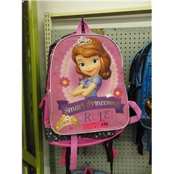 5 New children's backpacks
