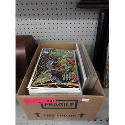 95+ Assorted comic books