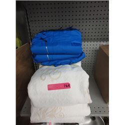 2 New Queen size zipper mattress covers