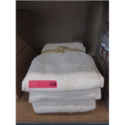 2 New Queen size zippered mattress covers